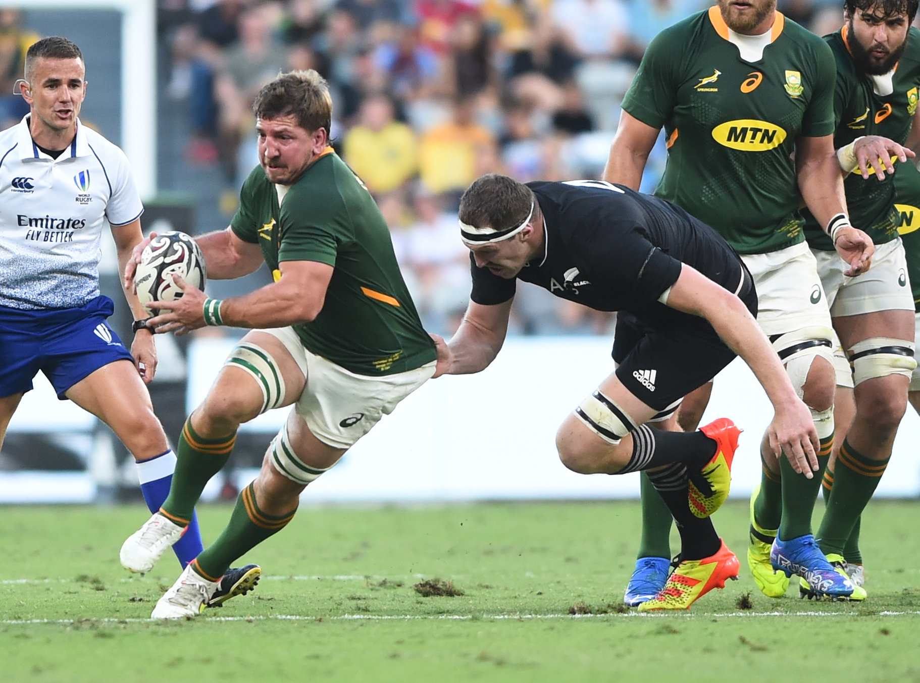 Kwagga: 'Boks have one more big week in the tank'