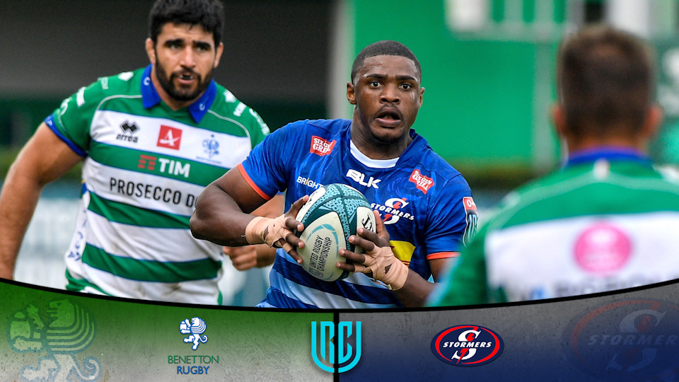 Benetton leave it late to snatch victory over Stormers