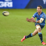 Johan Goosen of the Vodacom Bulls during the 2021 Carling Black Label Currie Cup semifinal between the Bulls and Western Province at Loftus Versfeld Stadium in Pretoria on 3 September 2021