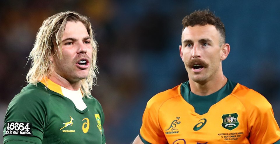 Teams: Wallabies vs Boks – Rugby Champs (Round 4)