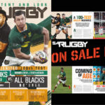 Special new issue: Boks-All Blacks rivalry reignited