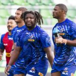 Mandatory Credit: Photo by Alfio Guarise/LiveMedia/Shutterstock (12465598b) Scarra Ntubeni United Rugby Championship match Benetton Rugby vs DHL Stormers, Treviso, Italy - 25 Sep 2021