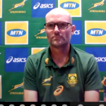 Watch: Nienaber explains Bok changes, continuing with 6-2 split