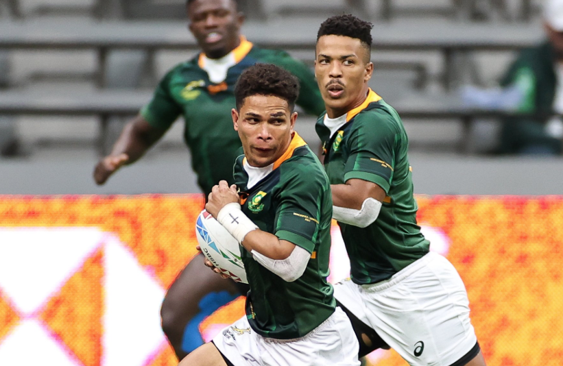 Brown's stats show Blitzboks' dominance in Vancouver