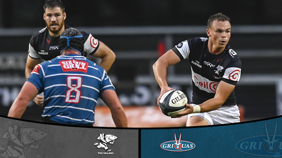 Sharks survive Griquas fightback to set up Currie Cup final rematch