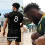 Watch: '100 games and two people of colour captaining'
