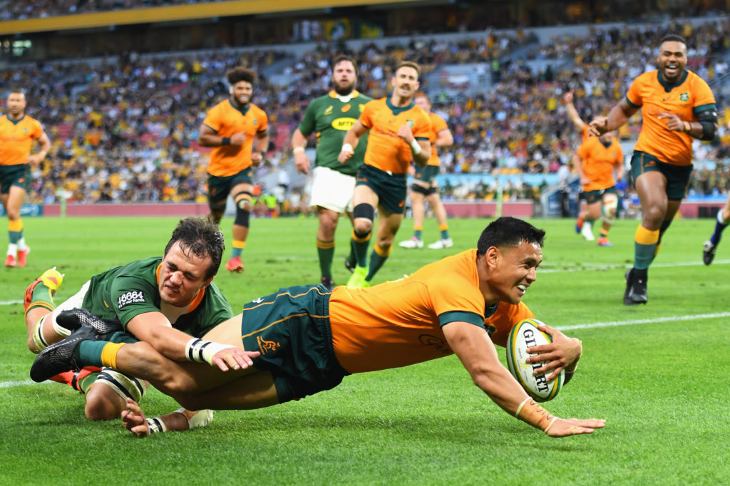 Worrying signs as Bok cracks widen