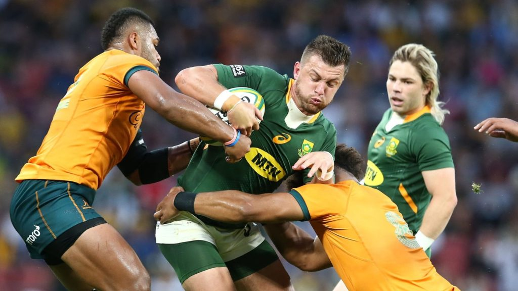 Boks to reset mentally with All Blacks looming