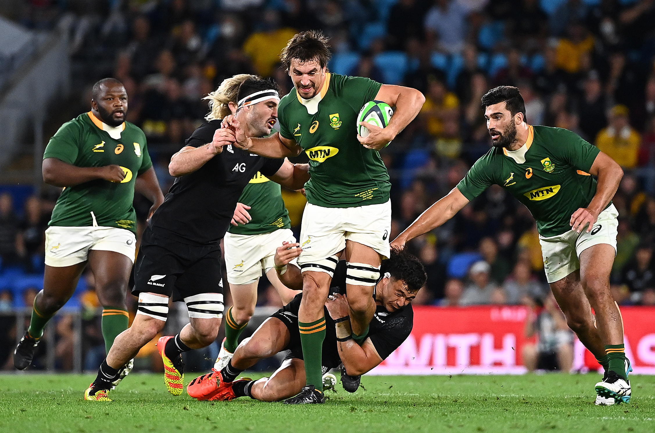 Jacques Nienaber: For the Springbboks, consistency is key - SARugbymag