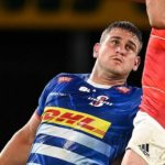 Stormers lock Adre Smith