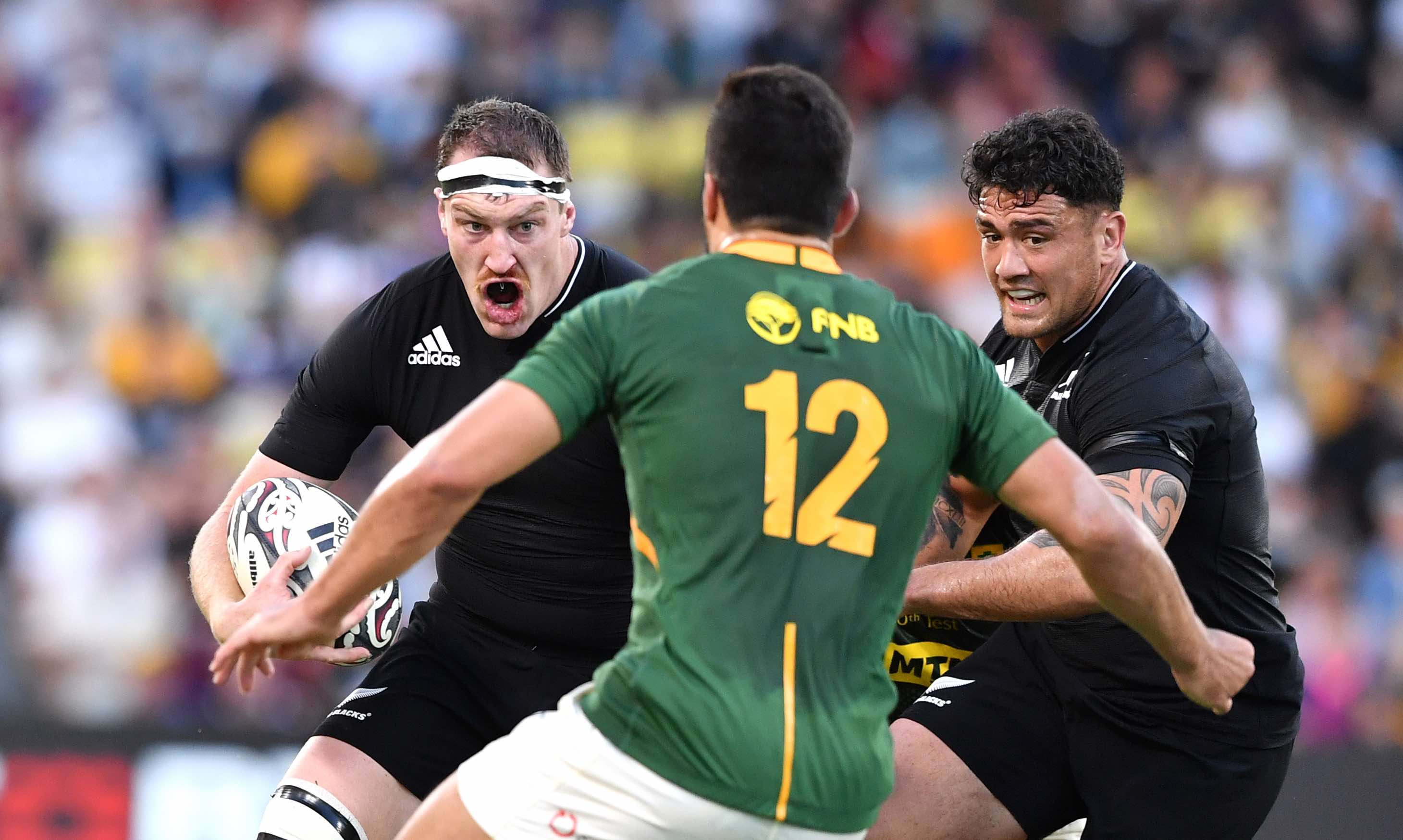 Retallick: Where it went wrong for All Blacks against Boks - SARugbymag