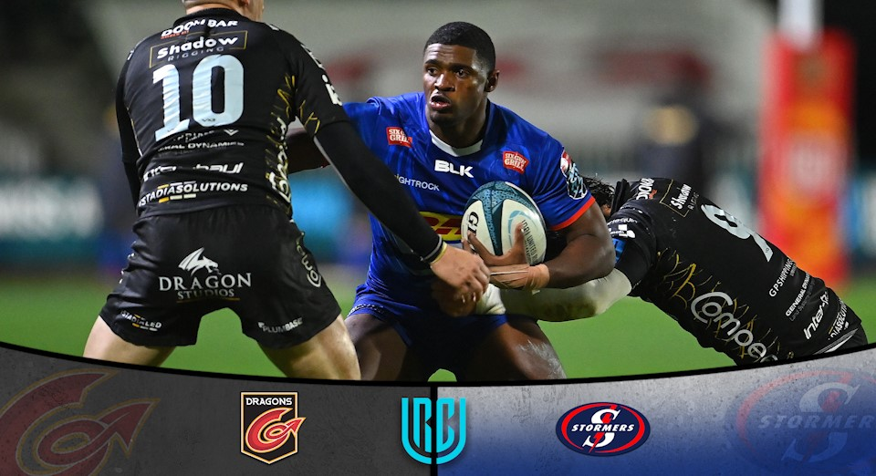 Stormers take down Dragons to seal maiden win