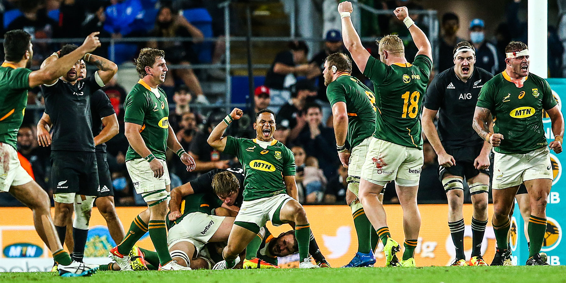 Three things to consider during brief Bok break from action