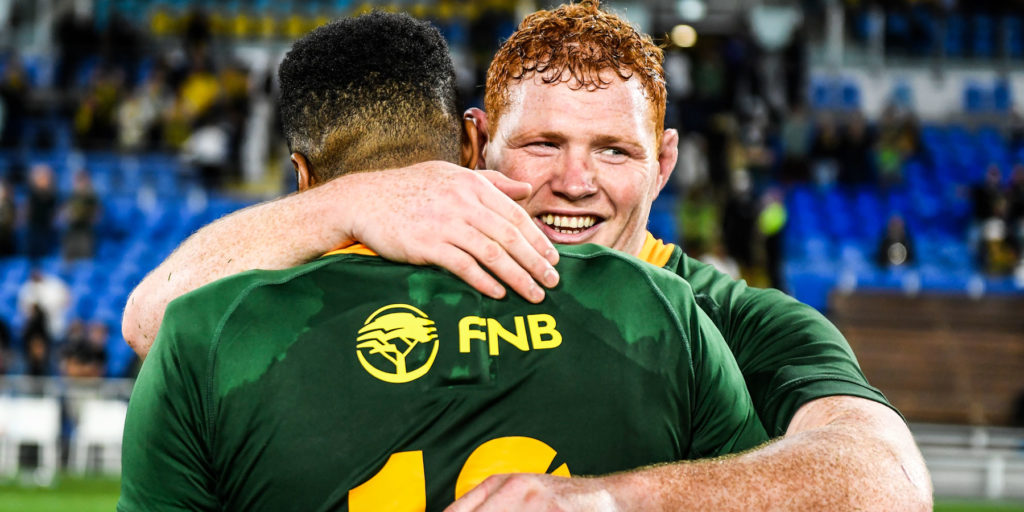 Springbok powerhouses, Cooper confirmed for Barbarians