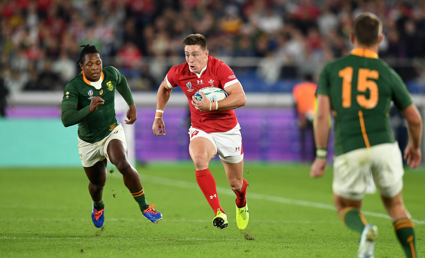 Josh Adams says Wales trickier than Lions for Boks - SARugbymag