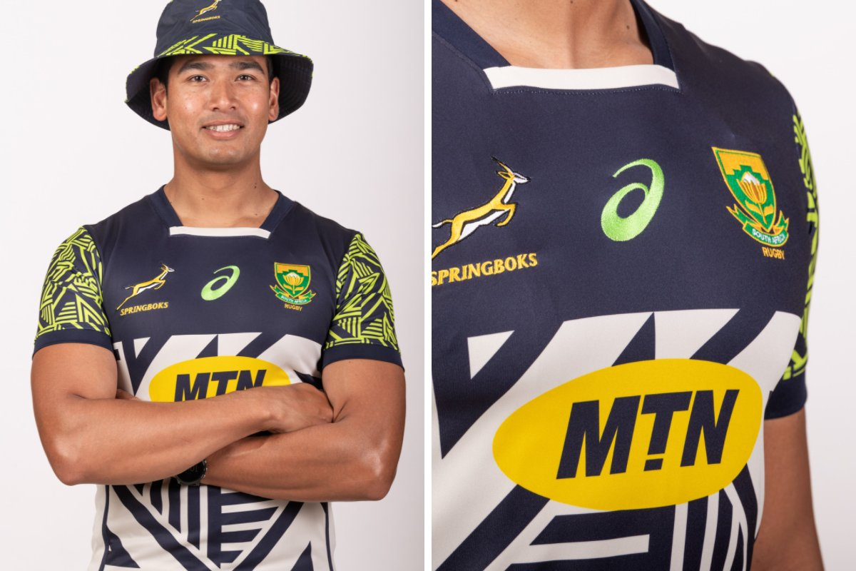 Where does the new limited-edition Springbok jersey rank? - SARugbymag
