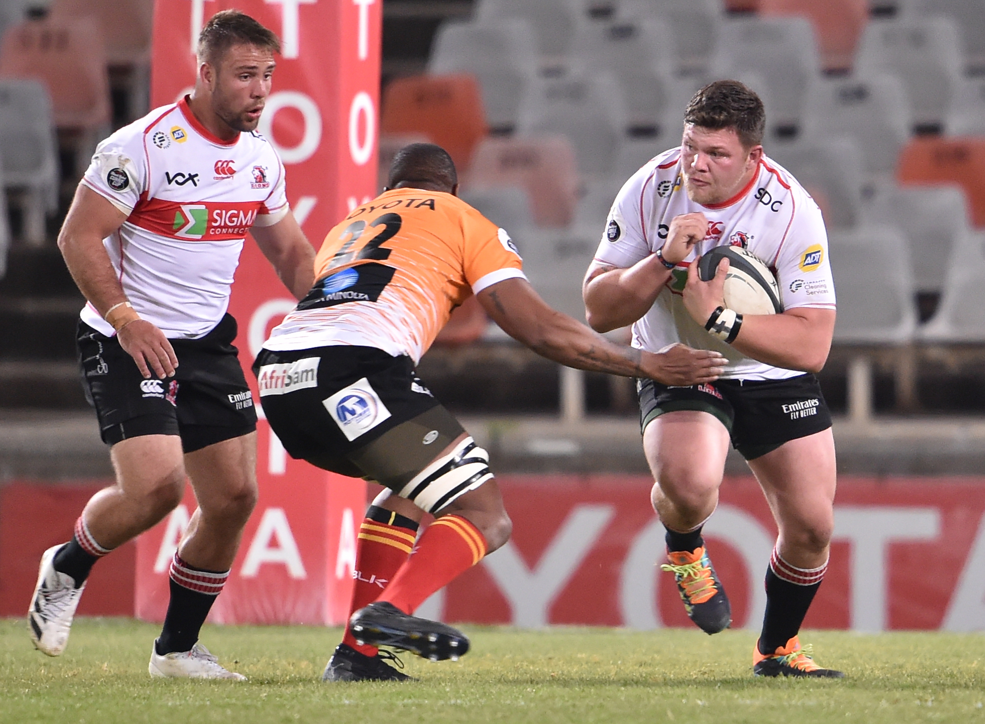 Lions youngster Nathan McBeth completes switch to Scotland - SARugbymag