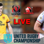 Ulster vs Lions